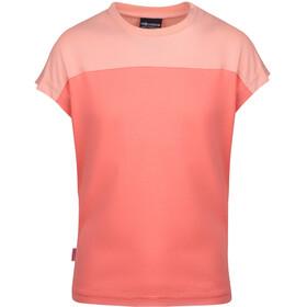 TROLLKIDS Bergen T-Shirt Kids, czerwony